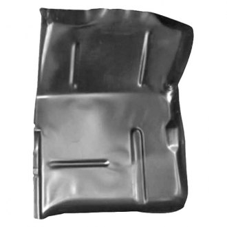 Auto Metal Direct® - TriPlus™ Front Cab Floor Pan Half Patch