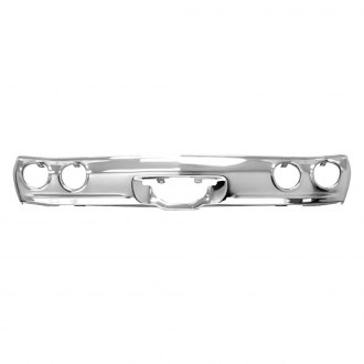 Auto Metal Direct® - Rear Bumper Face Bar