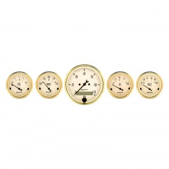 Auto Meter® - Golden Oldies Series Gauges