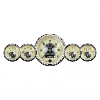 Auto Meter® - Prestige Antique Ivory Series Gauges