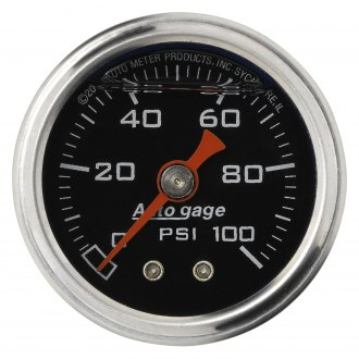 Auto Meter® - Auto Gage™ Gauges