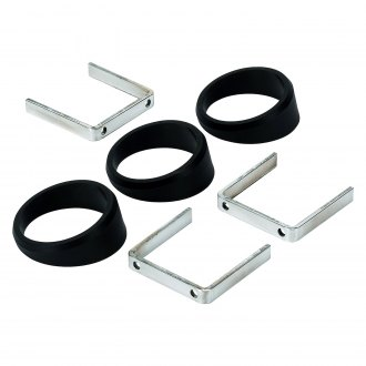 Auto Meter® - Angle Rings Gauge Mount