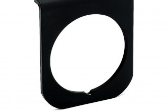 Auto Meter® - Black Aluminum Gauge Panel
