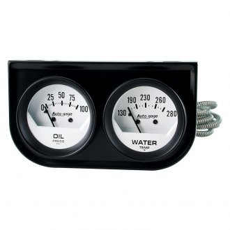 Auto Meter® - Auto Gage™ Gauge Console Kit