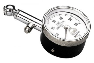 Auto Meter® - Autogage™ Mechanical Tire Pressure Gauge