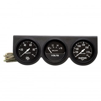 Auto Meter® - Auto Gage Series Gauges