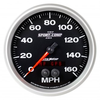 Auto Meter® - Sport-Comp II Series Gauges