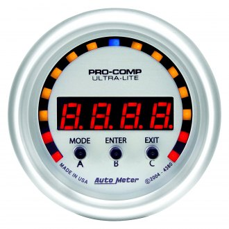 Auto Meter® - Ultra-Lite™ 2-1/16 Electric D-PIC™ Gauge, -2G - +2G