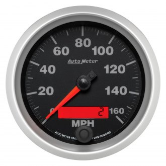 Auto Meter® - Elite Series Gauges