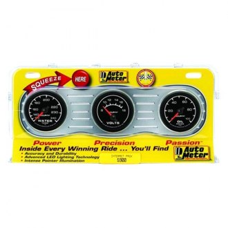 Auto Meter® - ES™ In-Dash Gauges