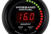 "Auto Meter® - ES™ 2-1/16"" Digital Wideband Band Air / Fuel Ratio Gauge, AFR or Lambda"