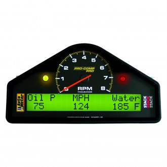 Auto Meter® - Pro-Comp Series Gauges
