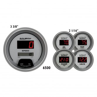Auto Meter® - Ultra-Lite Digital Series Gauges