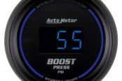 "Auto Meter® - Cobalt™ 2-1/16"" Digital Boost Gauge, 0 - 60 psi"