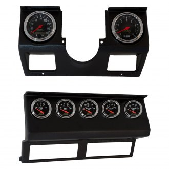 Auto Meter® - Jeep™ Direct Fit Gauge Panel Kit