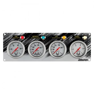 Auto Meter® - Auto Gage™ Gauge Panel Kit