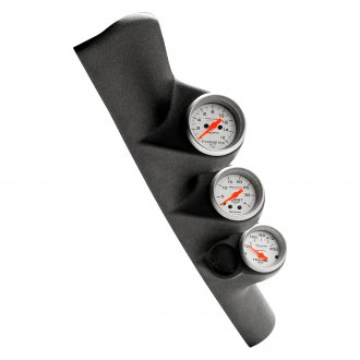 Auto Meter® - Ultra-Lite™ Direct Fit Boost/Pyrometer/Transmission Temperature A-Pillar Gauge Kit