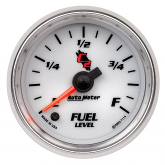 Auto Meter® - C2™ Fuel Level In-Dash Gauge