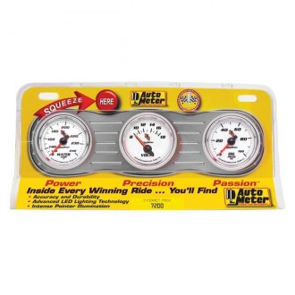 Auto Meter® - C2™ In-Dash Gauges