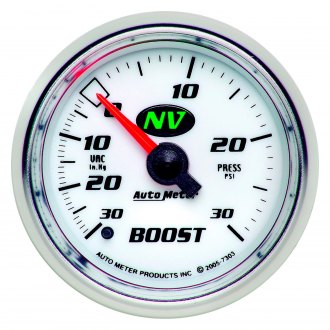 Auto Meter® - NV™ In-Dash Gauges