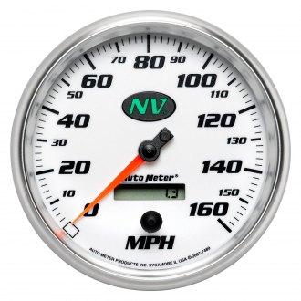 Auto Meter® - NV Series Gauges