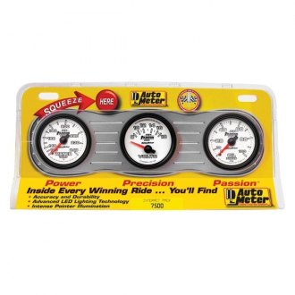 Auto Meter® - Phantom II™ In-Dash Gauges