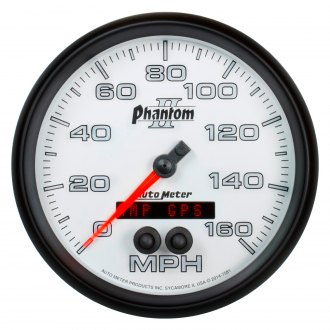 Auto Meter® - Phantom II Series Gauges