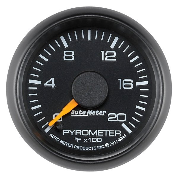 Auto Meter® - GM Factory Match™ Pyrometer In-Dash Gauge