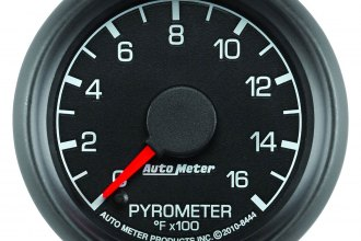 Auto Meter® - Ford Factory Match™ Pyrometer In-Dash Gauge
