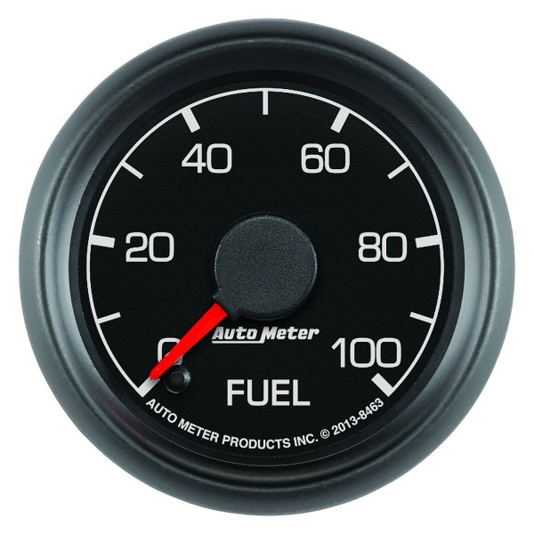 Auto Meter® - Ford Factory Match™ Fuel Pressure In-Dash Gauge