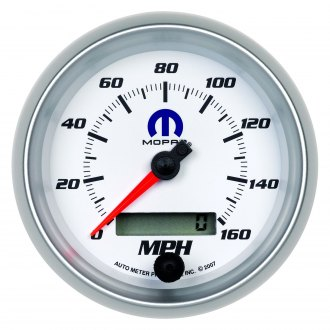 Auto Meter® - Mopar Series Gauges