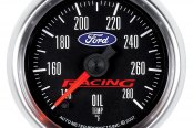 "Auto Meter® - Ford Racing Series 2-1/16"" Electric Oil Temperature Gauge, 140 - 280 F"