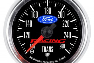 "Auto Meter® 880314 - Ford Racing Series 2-1/16"" Electric Transmission Temperature Gauge (100 - 260 F)"
