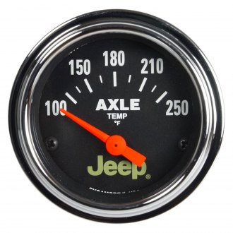 Auto Meter® - Jeep™ Axle Temperature In-Dash Gauge