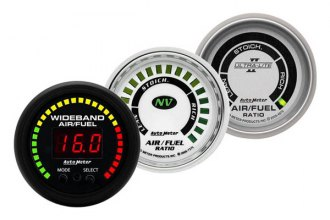 Auto Meter® - Air / Fuel Ratio Gauge