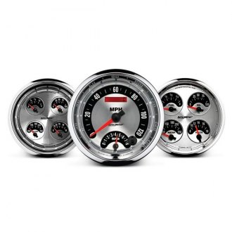 Auto Meter® - American Muscle™ In-Dash Gauges