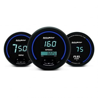 Auto Meter® - Cobalt Digital™ In-Dash Gauges