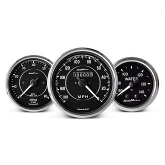 Auto Meter® - Cobra™ In-Dash Gauges