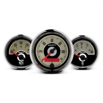 Auto Meter® - Cruiser™ In-Dash Gauges