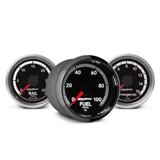 Auto Meter® - Dodge Factory Match™ 4rd Generation Gauges