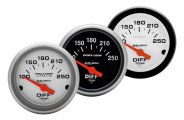 Auto Meter� - Electric Differential Temperature Gauge