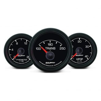 Auto Meter® - Ford Factory Match™ In-Dash Gauges