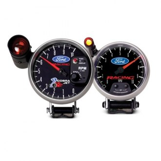 Auto Meter® - Ford Racing™ Pedestal Gauges