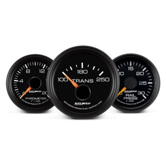 Auto Meter® - GM Factory Match™ In-Dash Gauges