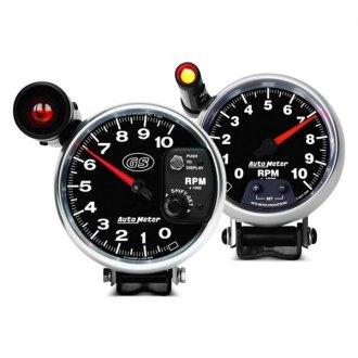 Auto Meter® - GS™ Pedestal Gauges
