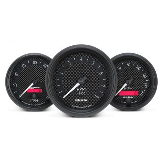 Auto Meter® - GT™ In-Dash Gauges
