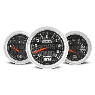 Auto Meter® - Hoonigan™ In-Dash Gauges