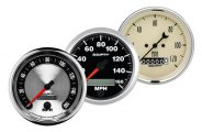 Auto Meter� - In-Dash Speedometer