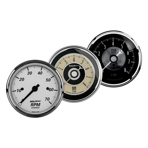 Auto Meter® - In-Dash Tachometers