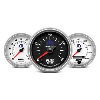 Auto Meter® - Mopar™ In-Dash Gauges